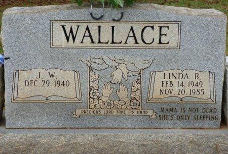 WALLACE, LINDA GAIL - Lauderdale County, Alabama | LINDA GAIL WALLACE - Alabama Gravestone Photos