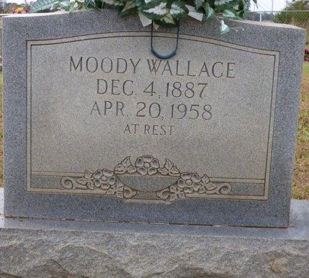 WALLACE, MAUDE MOODY - Lauderdale County, Alabama | MAUDE MOODY WALLACE - Alabama Gravestone Photos