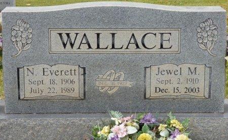 WALLACE, NED EVERETT - Lauderdale County, Alabama | NED EVERETT WALLACE - Alabama Gravestone Photos