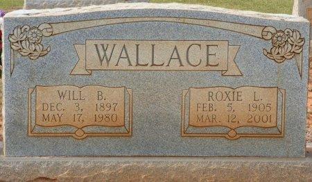 KILBURN WALLACE, ROXIE L - Lauderdale County, Alabama   ROXIE L KILBURN WALLACE - Alabama Gravestone Photos