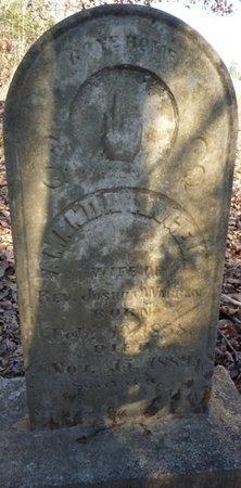 WARREN, AMANDA ANGELA - Lauderdale County, Alabama | AMANDA ANGELA WARREN - Alabama Gravestone Photos