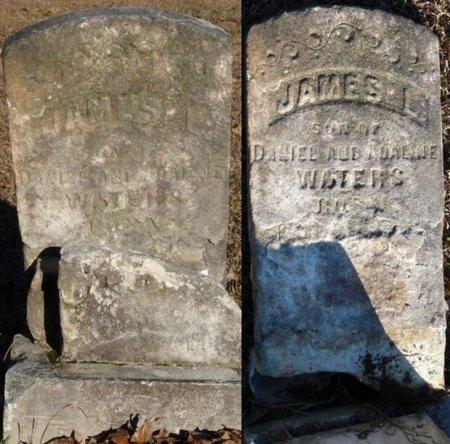 WATERS, JAMES L - Lauderdale County, Alabama | JAMES L WATERS - Alabama Gravestone Photos