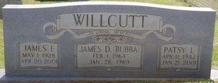 WILLCUTT, JAMES E - Lauderdale County, Alabama | JAMES E WILLCUTT - Alabama Gravestone Photos