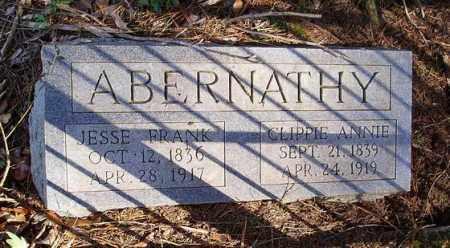 ABERNATHY, CLIPPIE ANNIE - Madison County, Alabama | CLIPPIE ANNIE ABERNATHY - Alabama Gravestone Photos