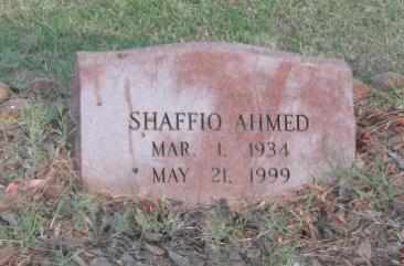 AHMED, SHAFFIQ - Madison County, Alabama   SHAFFIQ AHMED - Alabama Gravestone Photos