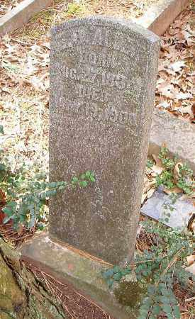 ALLEN, E B - Madison County, Alabama | E B ALLEN - Alabama Gravestone Photos