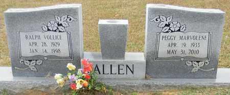 ALLEN, RALPH VOLLICE - Madison County, Alabama   RALPH VOLLICE ALLEN - Alabama Gravestone Photos