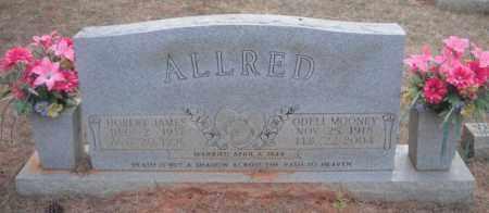 ALLRED, JOSIE ODELL - Madison County, Alabama   JOSIE ODELL ALLRED - Alabama Gravestone Photos
