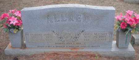 ALLRED, JOSIE ODELL - Madison County, Alabama | JOSIE ODELL ALLRED - Alabama Gravestone Photos
