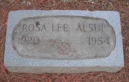 MCGOWEN ALSUP, ROSA LEE - Madison County, Alabama | ROSA LEE MCGOWEN ALSUP - Alabama Gravestone Photos