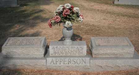 PUTMAN APPERSON, RUTH - Madison County, Alabama   RUTH PUTMAN APPERSON - Alabama Gravestone Photos