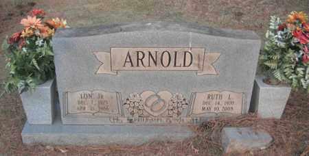 ARNOLD, JR, LON - Madison County, Alabama | LON ARNOLD, JR - Alabama Gravestone Photos