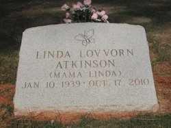 LOVVORN ATKINSON, LINDA FAYE - Madison County, Alabama | LINDA FAYE LOVVORN ATKINSON - Alabama Gravestone Photos