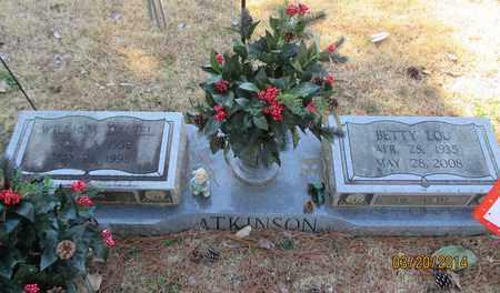 KIDD ATKINSON, BETTY LOU - Madison County, Alabama | BETTY LOU KIDD ATKINSON - Alabama Gravestone Photos