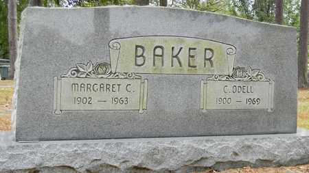 BAKER, MARGARET C - Madison County, Alabama | MARGARET C BAKER - Alabama Gravestone Photos