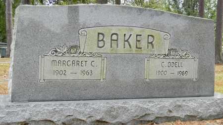 BAKER, C ODELL - Madison County, Alabama | C ODELL BAKER - Alabama Gravestone Photos