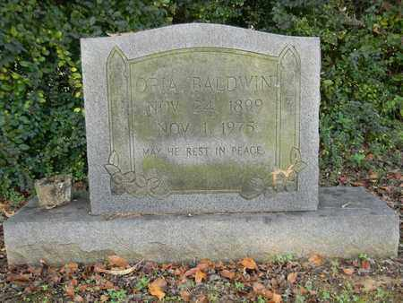 BALDWIN, ORIA - Madison County, Alabama | ORIA BALDWIN - Alabama Gravestone Photos