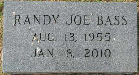 BASS, RANDY JOE - Madison County, Alabama | RANDY JOE BASS - Alabama Gravestone Photos