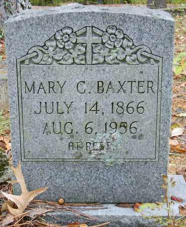 BAXTER, MARY C - Madison County, Alabama | MARY C BAXTER - Alabama Gravestone Photos