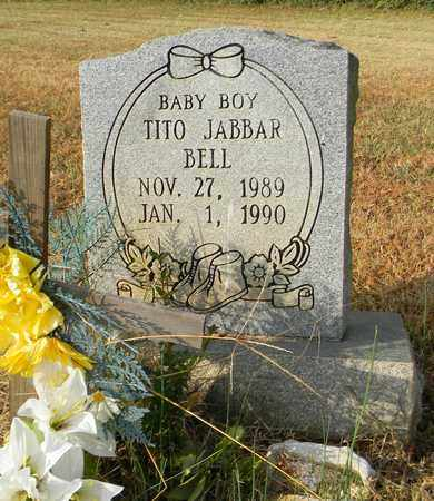 BELL, TITO JABBAR - Madison County, Alabama | TITO JABBAR BELL - Alabama Gravestone Photos