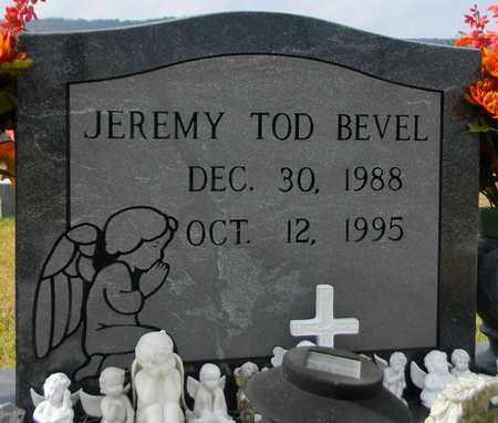 BEVEL, JEREMY TOD - Madison County, Alabama | JEREMY TOD BEVEL - Alabama Gravestone Photos