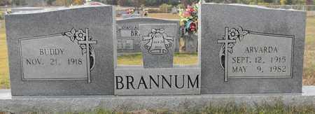 BRANNUM, ARVARDA - Madison County, Alabama | ARVARDA BRANNUM - Alabama Gravestone Photos