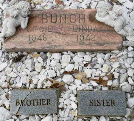 BUNCH (SMALL), CECIL - Madison County, Alabama | CECIL BUNCH (SMALL) - Alabama Gravestone Photos