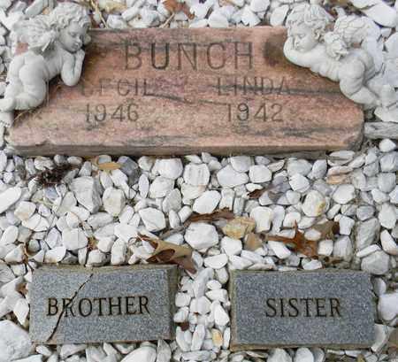 BUNCH (SMALL), LINDA - Madison County, Alabama   LINDA BUNCH (SMALL) - Alabama Gravestone Photos