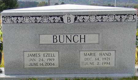 HAND BUNCH, MARIE - Madison County, Alabama | MARIE HAND BUNCH - Alabama Gravestone Photos