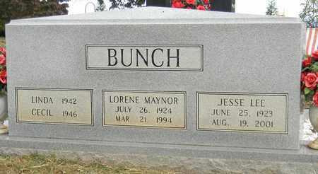 BUNCH, JESSE LEE - Madison County, Alabama | JESSE LEE BUNCH - Alabama Gravestone Photos