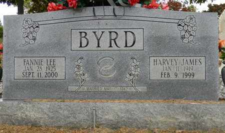 BYRD, HARVEY JAMES - Madison County, Alabama | HARVEY JAMES BYRD - Alabama Gravestone Photos