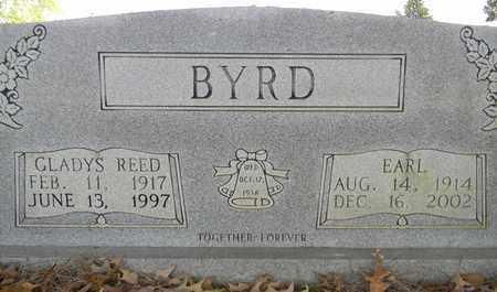 BYRD, GLADYS - Madison County, Alabama | GLADYS BYRD - Alabama Gravestone Photos