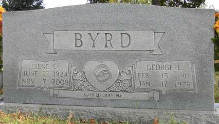 BYRD, IRENE L - Madison County, Alabama | IRENE L BYRD - Alabama Gravestone Photos