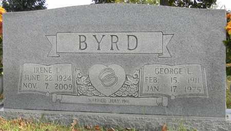 BYRD, GEORGE L - Madison County, Alabama   GEORGE L BYRD - Alabama Gravestone Photos