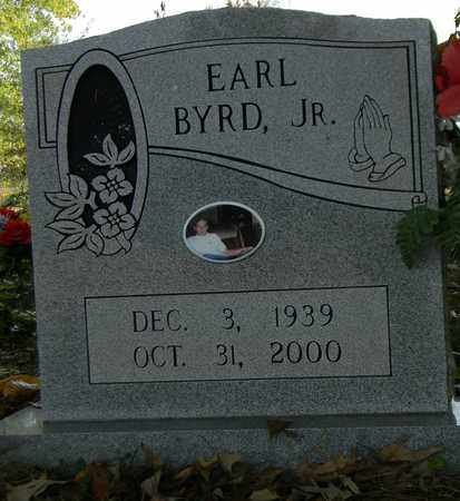 BYRD, JR, EARL - Madison County, Alabama | EARL BYRD, JR - Alabama Gravestone Photos