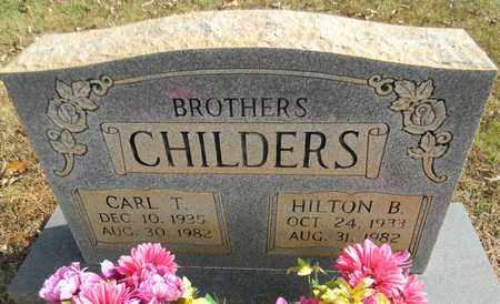 CHILDERS, HILTON B - Madison County, Alabama | HILTON B CHILDERS - Alabama Gravestone Photos
