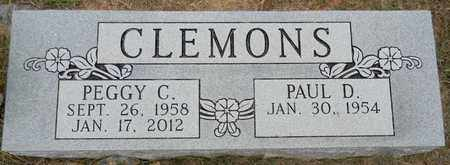 CLEMONS, PEGGY C - Madison County, Alabama   PEGGY C CLEMONS - Alabama Gravestone Photos