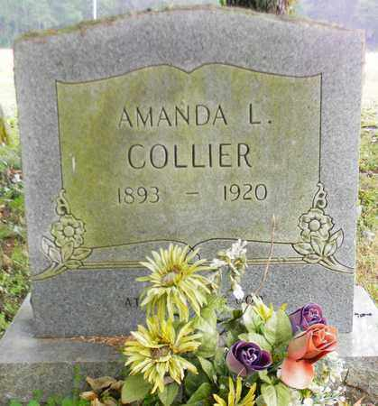 COLLIER, AMANDA L - Madison County, Alabama | AMANDA L COLLIER - Alabama Gravestone Photos