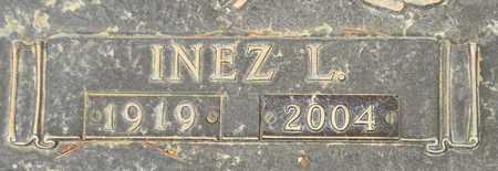 COLLIER (CLOSEUP), INEZ L - Madison County, Alabama | INEZ L COLLIER (CLOSEUP) - Alabama Gravestone Photos