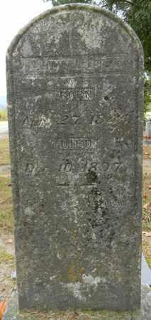 COLLIER, I J - Madison County, Alabama | I J COLLIER - Alabama Gravestone Photos