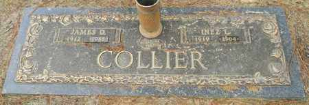 COLLIER, JAMES D - Madison County, Alabama   JAMES D COLLIER - Alabama Gravestone Photos