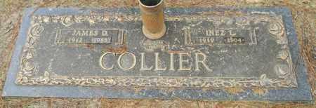 COLLIER, INEZ L - Madison County, Alabama | INEZ L COLLIER - Alabama Gravestone Photos