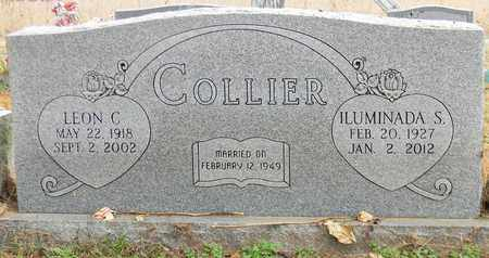 COLLIER, LEON C - Madison County, Alabama | LEON C COLLIER - Alabama Gravestone Photos