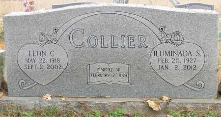 COLLIER, LEON C - Madison County, Alabama | LEON C COLLIER - Alabama Gravestone Photos
