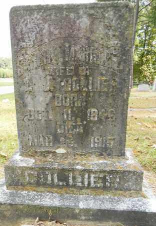 COLLIER, SARAH ELIZABETH - Madison County, Alabama | SARAH ELIZABETH COLLIER - Alabama Gravestone Photos