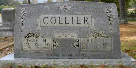 COLLIER, BILL I - Madison County, Alabama | BILL I COLLIER - Alabama Gravestone Photos
