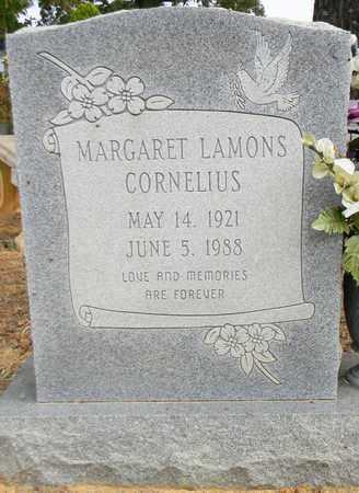 CORNELIUS, MARGARET - Madison County, Alabama | MARGARET CORNELIUS - Alabama Gravestone Photos