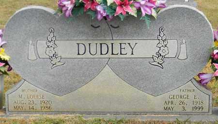 DUDLEY, M LOUISE - Madison County, Alabama   M LOUISE DUDLEY - Alabama Gravestone Photos
