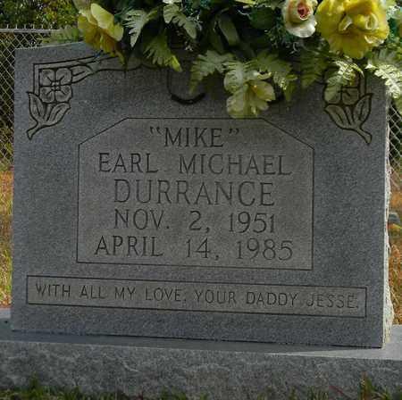 DURRANCE, EARL MICHAEL - Madison County, Alabama | EARL MICHAEL DURRANCE - Alabama Gravestone Photos
