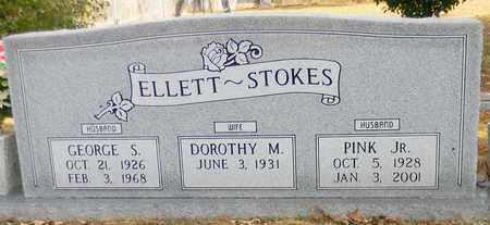 STOKES, JR, PINK - Madison County, Alabama   PINK STOKES, JR - Alabama Gravestone Photos